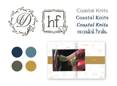 Coastal Knits: Design elements