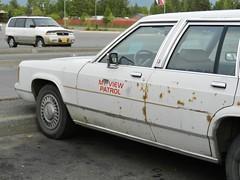 Mt. View Patrol (Travis S.) Tags: car alaska mall wagon parkinglot rusty ak anchorage rusted patrol stationwagon northwaymall mtview mtviewpatrol mountainviewpatrol