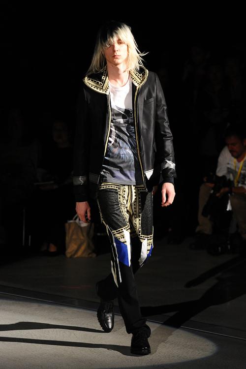 SS12 Tokyo yoshio kubo012_Louis de Castro(Fashion Press)