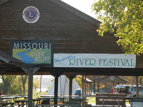 Washington River Festival and Clean-up