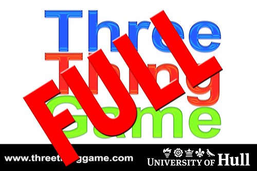 ThreeThingGame Logo Full