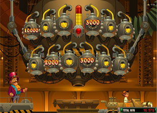 free Gold Factory slot bonus
