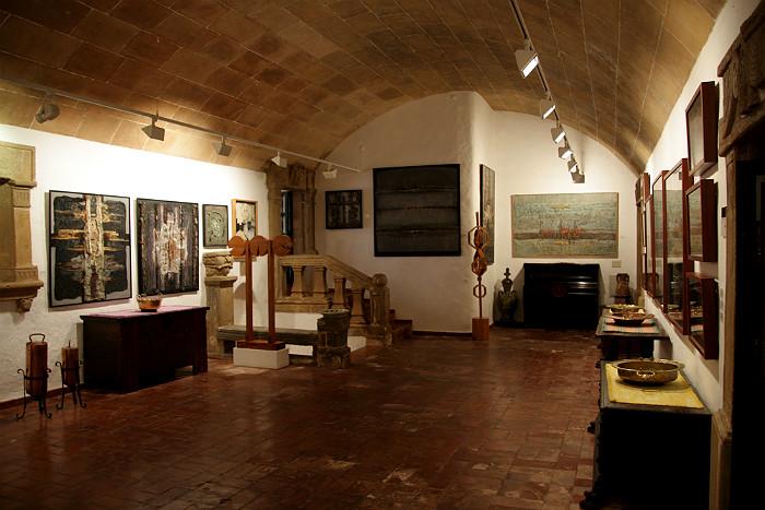 Martí Vicenç museum, Pollença, Mallorca