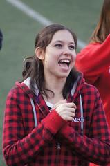 College Cheerleaders, McGill Redmen, Sony A55, Montreal, 15 October 2011  (349) (proacguy1) Tags: cheerleaders montreal cheer cheerleader cheerleading collegecheerleaders mcgillredmen sonya55 15october2011