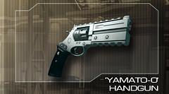 Binary Domain Pre-Order - Yamato Handgun