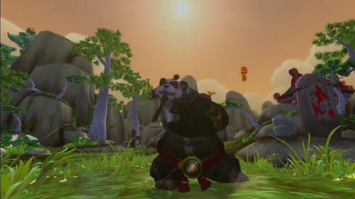 World of Warcraft: Mists of Pandaria Announced