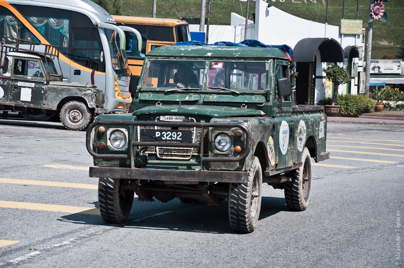 Old Land Rover