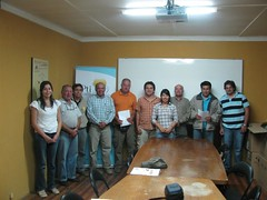 reunion directorio AGA. Huasco