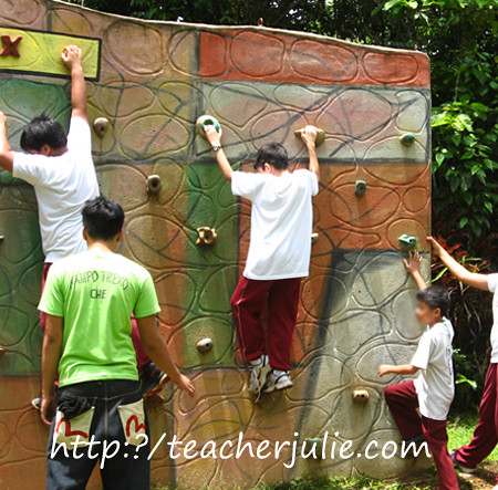 Kampo Trexo Obstacle Course