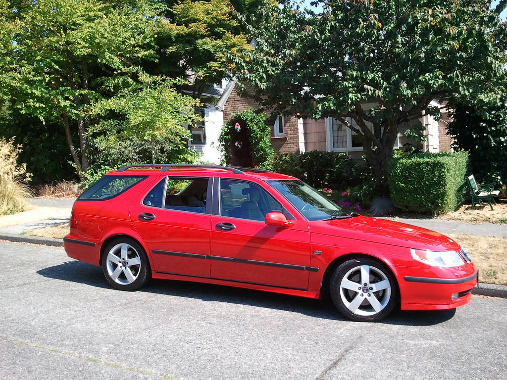 VWVortex.com - 2004 Saab 9-5 Arc wagon, Seattle WA