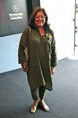 Fashion Icon - Fern Mallis - Godmother of NY Fashion Week