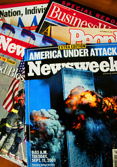Headlines for the September 11th Attacks