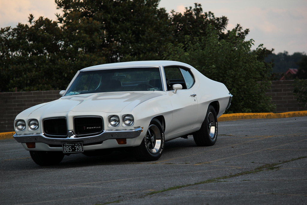 1972 pontiac le mans - photo #47