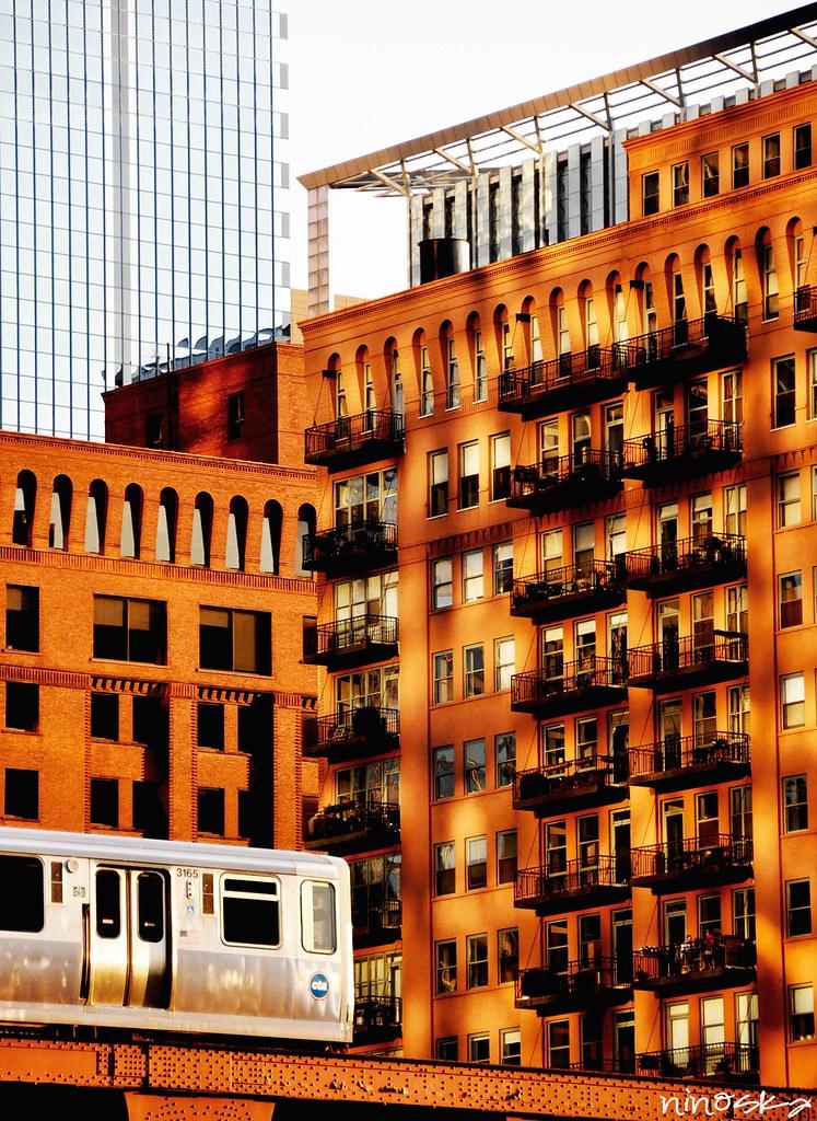 train chicago été 2011