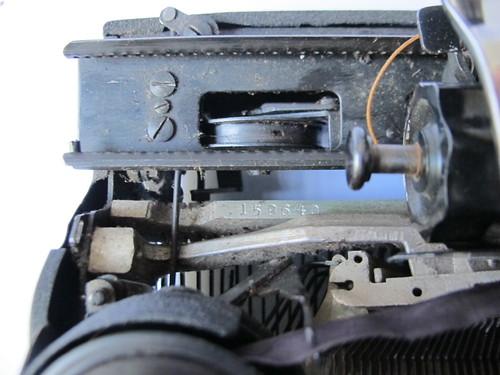 Montana portable typewriter