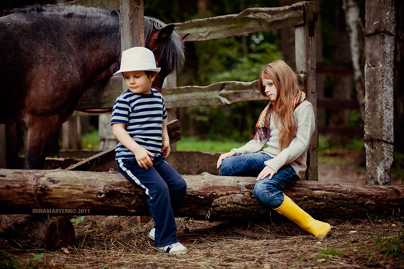 Леди и Джентльмен. Снимала фотограф Ириина Марьенко.