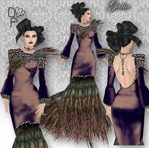 GALIA-gown