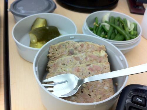 Paté Campagne Bento Lunch