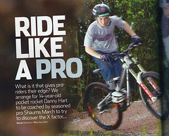 Ride Like A Pro with Shaums March and Danny Hart