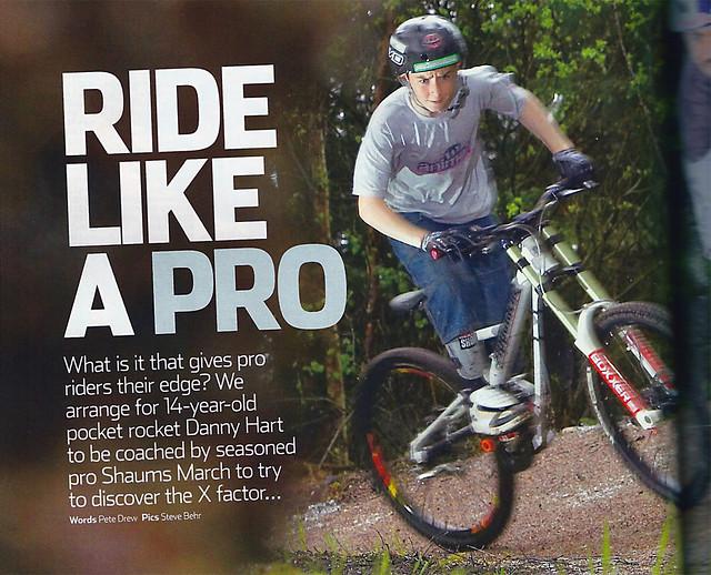 Shaums & Danny Hart Mountain Biking UK - Page 1