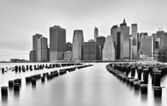 Ten years after (wowography.com) Tags: park nyc longexposure shadow sky bw usa newyork reflection water silhouette skyline architecture brooklyn clouds river landscape bay harbor pier bush nikon exposure dusk manhattan tripod 911 dumbo nypd explore filter twintowers wtc hudson sep fdny groundzero obama beachfront lowermanhattan lightroom hcs 18200mm d90 freedomtower 911anniversary wowography papd cs5 nd110 50118 hellonewyork silverefexpro longislandphoto tomreese tr11787 myfirstlend wowographycom podentry availablefromgettyimages