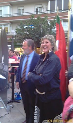 Iratxe Madariaga CONSUL HONORARIA de  Chile en Bilbao by LaVisitaComunicacion
