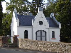 Friedhofskapelle in Breitscheid