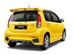 Perodua Myvi Extreme 1.5