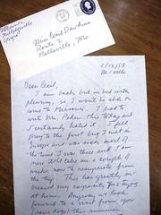 Flannery O' Connor Correspondence 3
