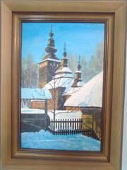 Церква зимою (Kartuny) Tags: церкви вигляд людини зимою підкреслює кристальну чистоту віруючої
