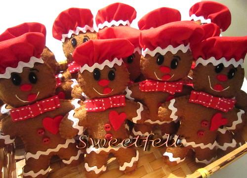 ♥♥♥  Acabadinhos de sair do forno... by sweetfelt \ ideias em feltro