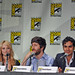 The Big Bang Theory: Melissa Rauch, Simon Helberg, and Kunal Nayyar