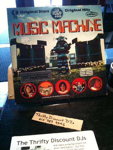 K-Tel Music Machine