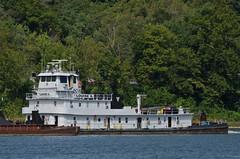Louise S (Joe Schneid) Tags: boat kentucky transportation louisville barge ohioriver towboat louises pushboat schneid inlandwaterway inlandwaterways americanwaterways joeschneid