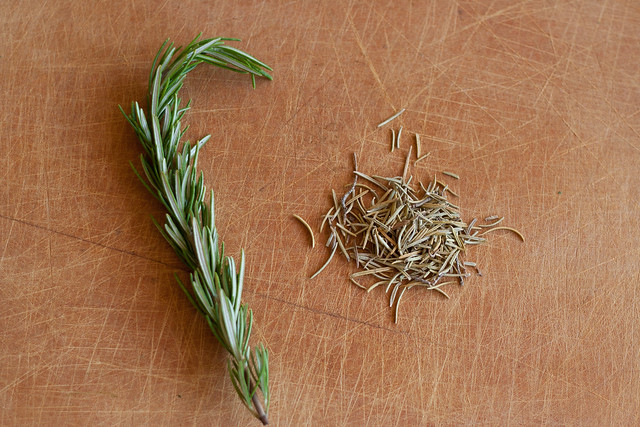 fresh versus dried herbs