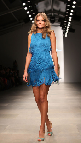 Issa London Runway Spring 2012