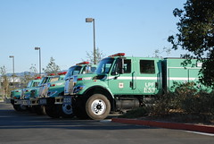 USDA FOREST SERVICE FIRE TRUCKS (Navymailman) Tags: forest us united service states agriculture department of