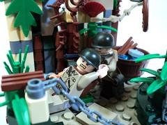 Eugene A. Obregon (vig side) (silentjonfilms) Tags: lego koreanwar brickarms