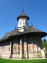 Mosteiro de Moldovita, Romenia