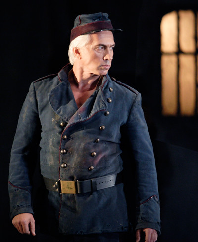 "Dmitri Hvorostovsky as Valentin in David McVicar's Faust. Royal Opera House 2010/11. <a href=""http://www.roh.org.uk/whatson/production.aspx?pid=16842"" rel=""nofollow"">www.roh.org.uk/whatson/production.aspx?pid=16842</a>  Photo by Catherine Ashmore"