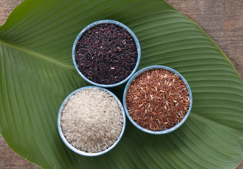 Incremente o cardápio com arrozes diferentes