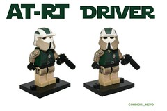 Custom AT-RT Diver (Commdr_Neyo ) Tags: