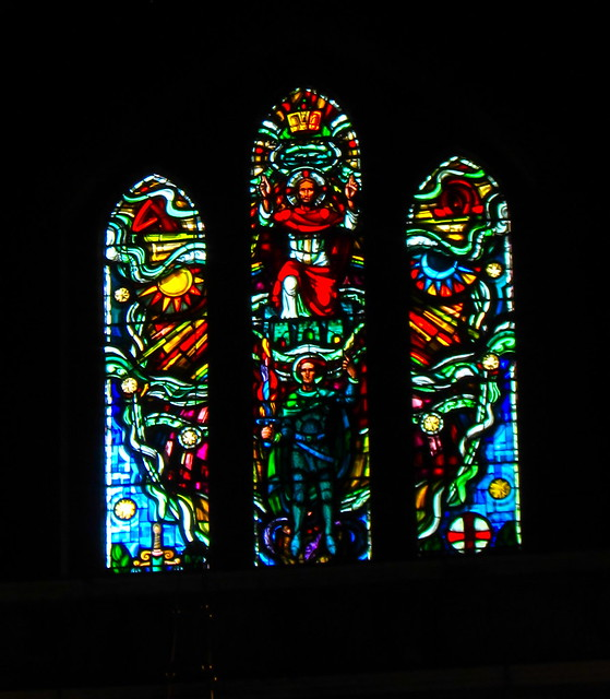 Stained Glass IV