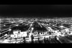 Onda expansiva (Guilleflash) Tags: bw santafe byn argentina hotel luces noche casino pullman rosario vista nocturna 1855 lente altura jugando zooming onda 6 expansiva