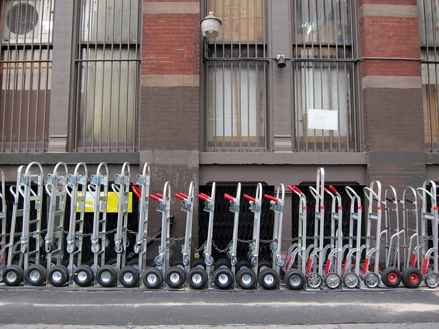 The Handtruck Army