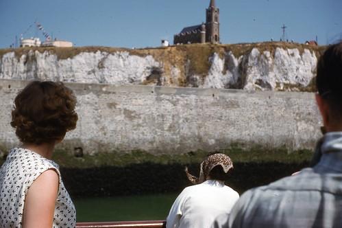 Arriving Dieppe