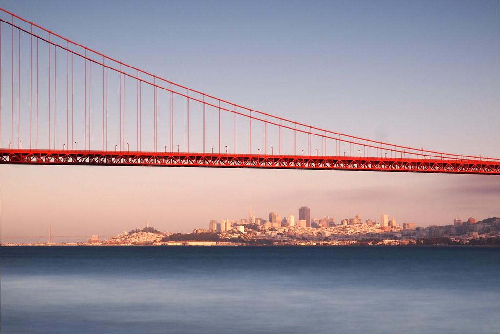 Golden Gate (Jouko van der Kruijssen) Tags  sanfrancisco california  longexposure bridge olympus goldengatebridge 98f7f250e11