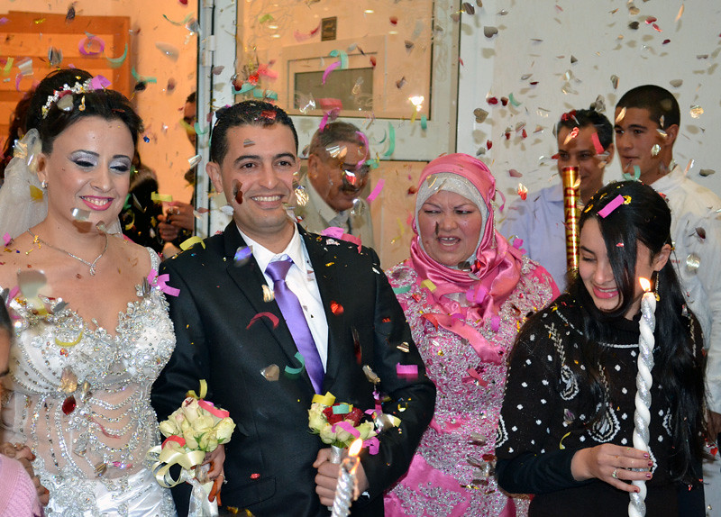 Свадьбы в тунисе