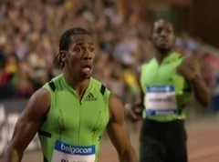 Mario FORSYTHE (JAM) 1 (LEWIS2009) Tags: brussels athletics bulges 2011 samsungdiamondleague