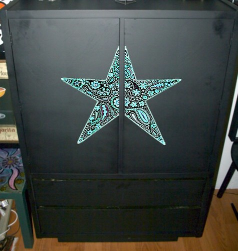 Armoire by Rick Cheadle Art and Designs
